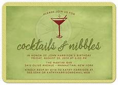 Cocktail Party Invitation Cocktail Party Invitations Cocktails Amp Nibbles