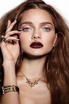 makeup fall fall couture week makeup trends