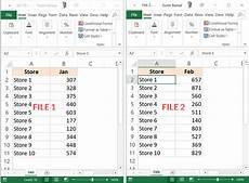 Comparing Excel Sheets How To Compare Two Excel Sheets For Differences