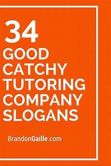 Catchy Tutoring Slogans 125 Good Catchy Tutoring Company Slogans Business