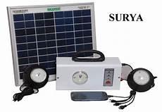 Kirloskar Solar Home Lighting System Surya Solar Home Lighting System Home Lighting Lighting