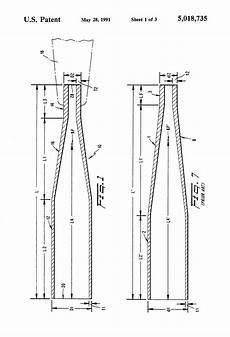 Golf Shaft Kick Point Chart Patent Us5018735 Low Kick Point Golf Club Shaft Google