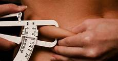Fat Caliper Test Difference Between Losing Weight And Losing Fat