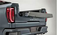 2019 gmc new tailgate 2019 gmc features industry carbon fiber box