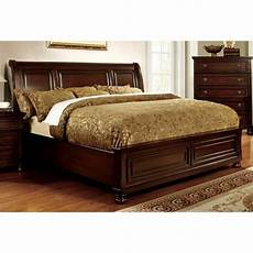furniture of america caiden california king platform bed