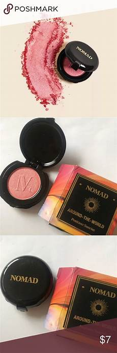 Nomad Cosmetics Light Infusion Powder Nomad Around The World Highlighting Blush Powder Nomad