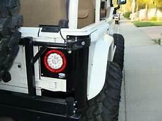 Jeep Cj5 Lights Jeep Wrangler Tj Cj Yj Cj5 Cj7 Led Lights Clear Super
