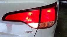 2014 Kia Brake Light Bulb 2014 Kia Sorento Lights Testing After Changing