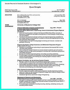 Resume For It Graduate Cool Sample Of College Graduate Resume With No Experience