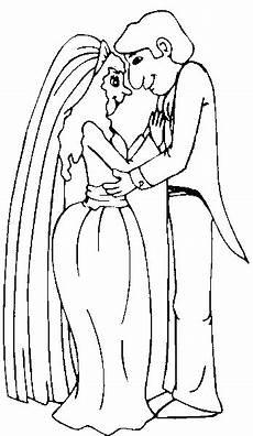 Malvorlagen Gratis Hochzeitspaar Hochzeitspaar Umarmt Sich Ausmalbild Malvorlage Hochzeit