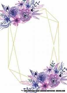 skabeloner til bryllupsinvitationer free lavender wedding invitation templates gratis