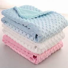 fleece baby blanket newborn baby swaddle wrap soft