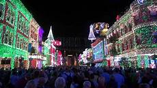 Hollywood Studios Lights Osborne Family Spectacle Of Dancing Lights 2013 Glow