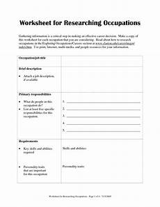 Job Skills Worksheets 16 Best Images Of Jobs And Tools Worksheet Free