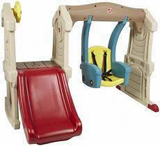 toddler swing set step 2 toddler swing slide swings ps and toddlers