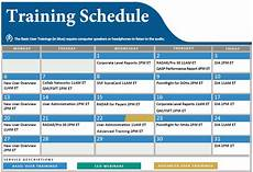 Training Calendars Pointright Analytics Product Training