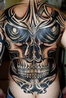 Tribal Skull Designs The Tribal Design All About