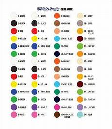 Food Coloring Chart Food Coloring Chart 9 Free Pdf Documents Download