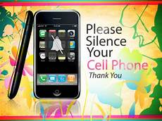 Silence Your Cell Phone Please Silence Your Cell Phone Graceway Media Youth Worker