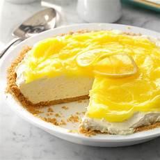 desserts lemon layered lemon pie recipe taste of home