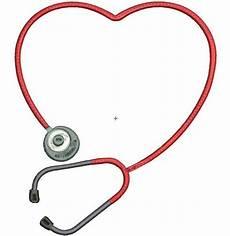 Stethoscope Designs Stethoscope Embroidery Design Heart Stethoscope