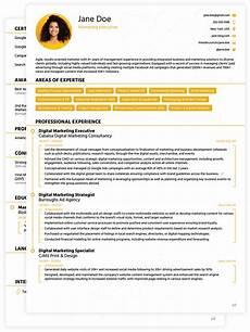Format Of A Standard Cv 8 Job Winning Cv Templates Curriculum Vitae For 2020