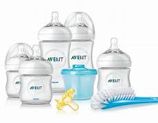 Baby Bottle Flow Chart Philips Avent Natural Newborn Baby Bottle Starter Set
