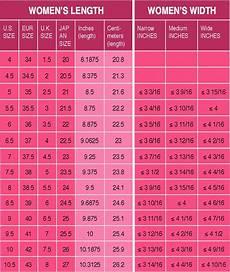 Shoe Size Dimensions Chart Salsa Dance Shoes Size Chart Step Into Salsa