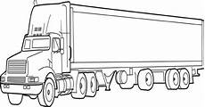 40 free printable truck coloring pages with
