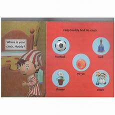 board books time for bed noddy board book used