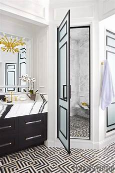 black and white bathroom tile ideas 15 black and white bathroom ideas black white tile