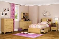 South Shore Bedroom Set South Shore Clever Room Bedroom Set Maple 3613