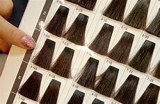 Hair Number Chart Style Of Korea By Dusol Beauty Snsd Yoona Inspired Lovely