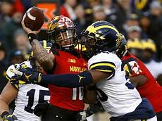 Michigan Qb Depth Chart In Loss To Michigan Maryland Football Takes Another