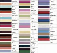 pretty dresses color chart color chart