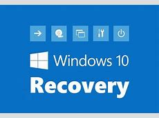 How to Create a Bootable USB Flash Recovery Drive in