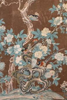 19th Century Wallpaper Designs Early 19th Century Chinese Hand Painted Wallpaper Panels