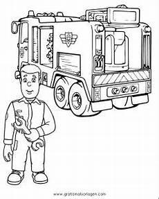Malvorlagen Feuerwehrmann Sam Pdf Feuerwehrmann Sam 03 Gratis Malvorlage In Comic