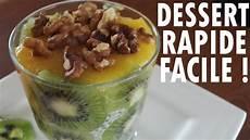 dessert facile et rapide r 233 ussite fitness