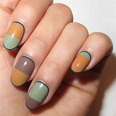 Fall Color Nail Designs Best Fall Nail Art Designs 9 Non Cheesy Nail Art Ideas
