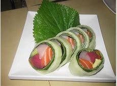 sushi without seaweed or rice   food sushi without nori