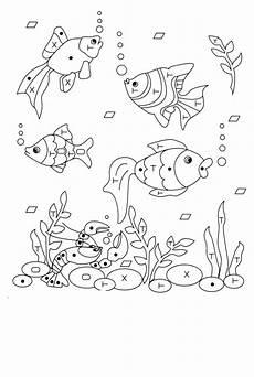 malvorlagen zum ausmalen ausmalbilder algen gratis 2