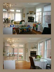 home staging before and after home decor