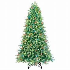 Ge Christmas Tree Light Repair Shop Ge 7 Ft Pre Lit Spruce Artificial Christmas Tree With