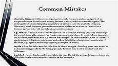 Technical Writing Example Certified Technical Writer Basic Mistakes In Technical