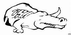 krokodil 5 ausmalbild malvorlage tiere