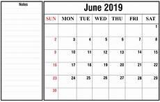 June 2020 Weekly Calendar Printable June 2019 Blank Calendar Templates Pdf Excel