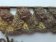 stricken kostenlos stricken mit elizzza entrelac in reihen ohne wenden