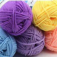 great warm soft cotton baby knitting wool yarn milk cotton