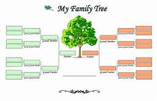 Create Family Tree Free Where Can You Find A Family Tree Template